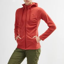 The North Face Mezzaluna Full-Zip Hoodie