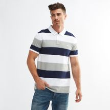 Timberland Millers River Pique Stripe Polo T-Shirt