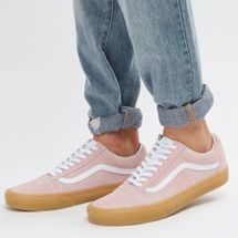 Vans Double Light Gum Old Skool Shoe