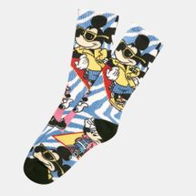 Vans Kids' x Disney Mickey Mouse's 90th Crew Socks (Older Kids)