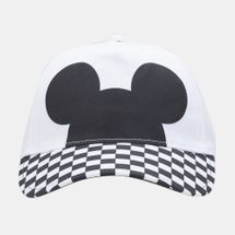 Vans x Disney Mickey Mouse Checkerboard Court Side Hat