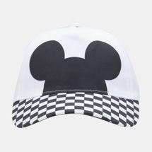 قبعة فانس × ديزني ميكي ماوس تشيكربورد كورت سايد من فانس