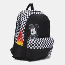 حقيبة الظهر فانس × ديزني ميكي ماوس ريلم من فانس - أسود, 1379537