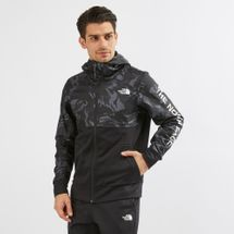 The North Face N Logo Overlay Training Jacket