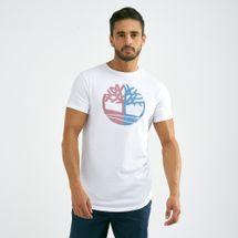 Timberland Slim Fit Tree Logo T-Shirt