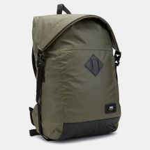 Vans Fend Roll Top Backpack - Green, 1135569