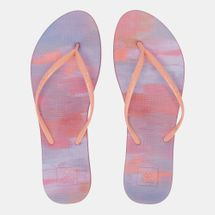 Reef Escape Lux Paint Flip-Flop