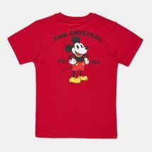 Vans Kids' x Disney Mickey Mouse 90th Classic T-Shirt, 1381629