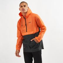 Vans x Space Voyager Anorak Hoodie Orange