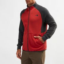 The North Face Mountain Slacker Full Zip Jacket