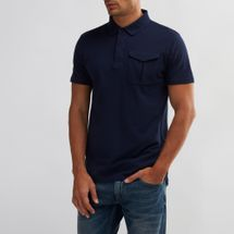 Timberland Millers River Modern Military M65 Polo T-Shirt