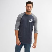 Vans Grand Raglan 3/4 Sleeved T-Shirt