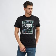 Vans Off The Wall Print Box T-Shirt