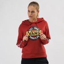 Vans Design Assembly Chromo Twofer Hoodie