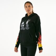 Vans Women's x Disney Punk Mickey Mouse Pullover Hoodie