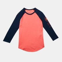 Under Armour Kids' MVP 3/4 Sleeve T-Shirt