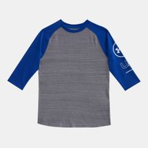 Under Armour Kids' MVP Power Sleeve T-Shirt