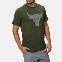 Under Armour Project Rock Stealth Bull T-Shirt