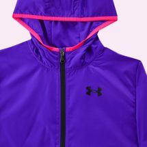 Under Armour Kids' Sack Pack Full Zip Jacket, 1232801