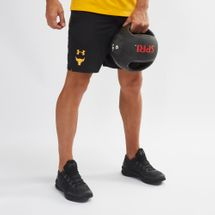 Under Armour x Project Rock Cage Shorts