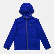 Under Armour Kids' Sackpack Jacket Blue