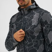 Under Armour Outrun The Storm Printed Jacket, 1283248