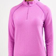 Under Armour Women's Vanish Seamless 1/4 Zip Long Sleeve Top, 1490046
