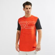 Under Armour SC30 Big Logo Basketball T-Shirt
