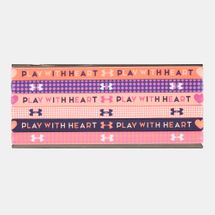 Under Armour Kids' Mini Headband (6 Pack)