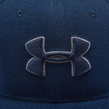 Under Armour Huddle 2.0 Snapback - Blue, 1211381