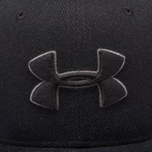 Under Armour Huddle 2.0 Snapback - Black, 1211375