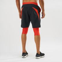 Under Armour Launch SW Long Shorts, 1283166