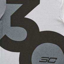 Under Armour Kids' SC30 Big 30 Logo T-Shirt, 1283209