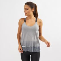 Under Armour Graphic Fashion Tank Top Grey