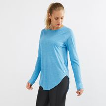 Under Armour Breathe Long Sleeve T-Shirt