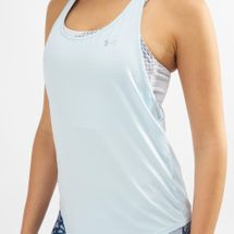 Under Armour HeatGear Armour Mesh Back Tank Top, 1313905