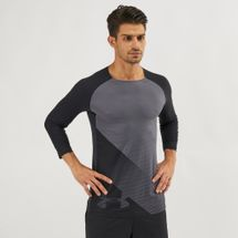 Under Armour Threadborne Vanish 3/4 Sleeve T-Shirt, 1290619