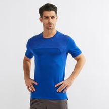 Under Armour Siro Elite T-Shirt Blue