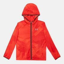 Under Armour Kids' Sackpack Jacket Red
