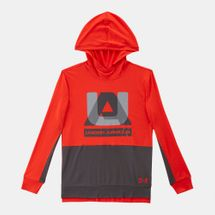 Under Armour Kids' Sportstyle Hoodie Multi