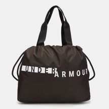 Under Armour Favorite Graphic Tote Bag - Black, 1236183