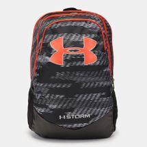 Under Armour Kids' Storm Scrimmage Backpack - Black, 1226441