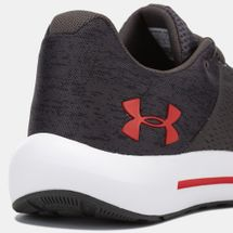 Under Armour Micro G Pursuit Fiber Opt Shoe, 1232885