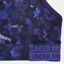 Under Armour Kids' HeatGear Armour Printed Sports Bra, 1283181