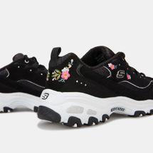 Skechers Women's D'Lites Bright Blossoms Shoe, 1625775