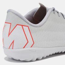 Nike Kids' VaporX 12 Academy Turf Ground Football Shoe (Older Kids), 1218729