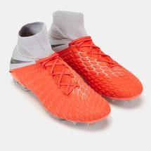 Nike Hypervenom III Elite DF Firm Ground Football Shoe, 1208703