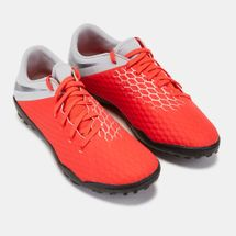 Nike Hypervenom PhantomX 3 Academy Turf Football Shoe, 1222528
