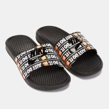 Nike Benassi Just Do It Print Slide Sandals, 1275479