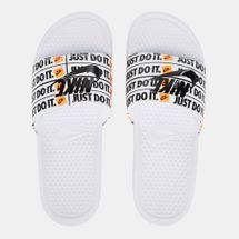 Nike Benassi Just Do It Print Slide Sandals, 1275271